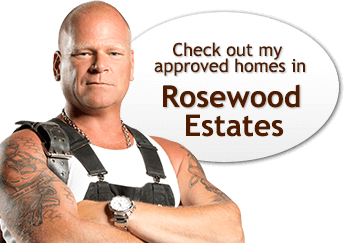 Check out my approved homes in Rosewood Estates