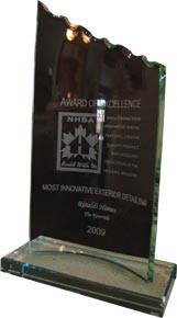 2009 Niagara Home Builders Awards of Excellence