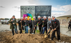 First Development in East Fonthill
